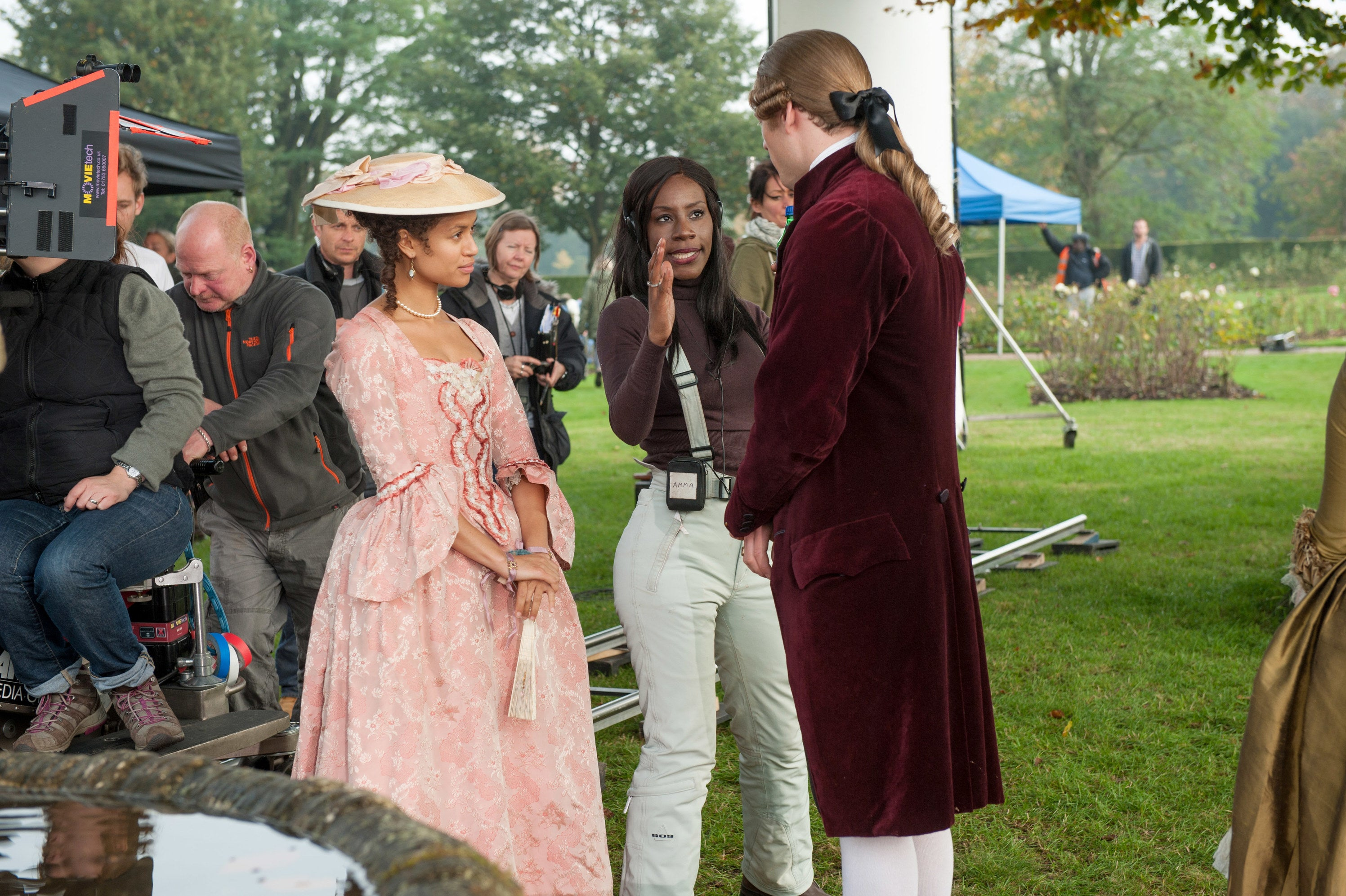 """Gugu Mbatha-Raw In """"Belle"""" Needs To Be Revisited, Because Why Not"""