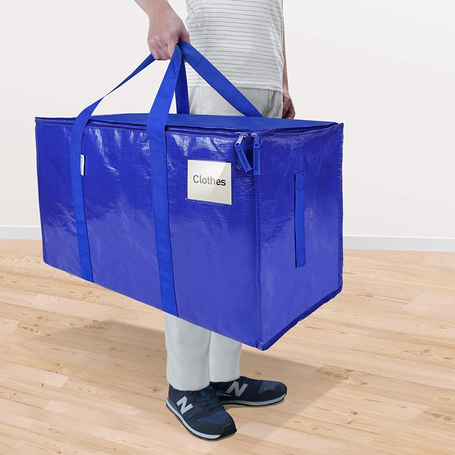 A pack of extra large moving bags