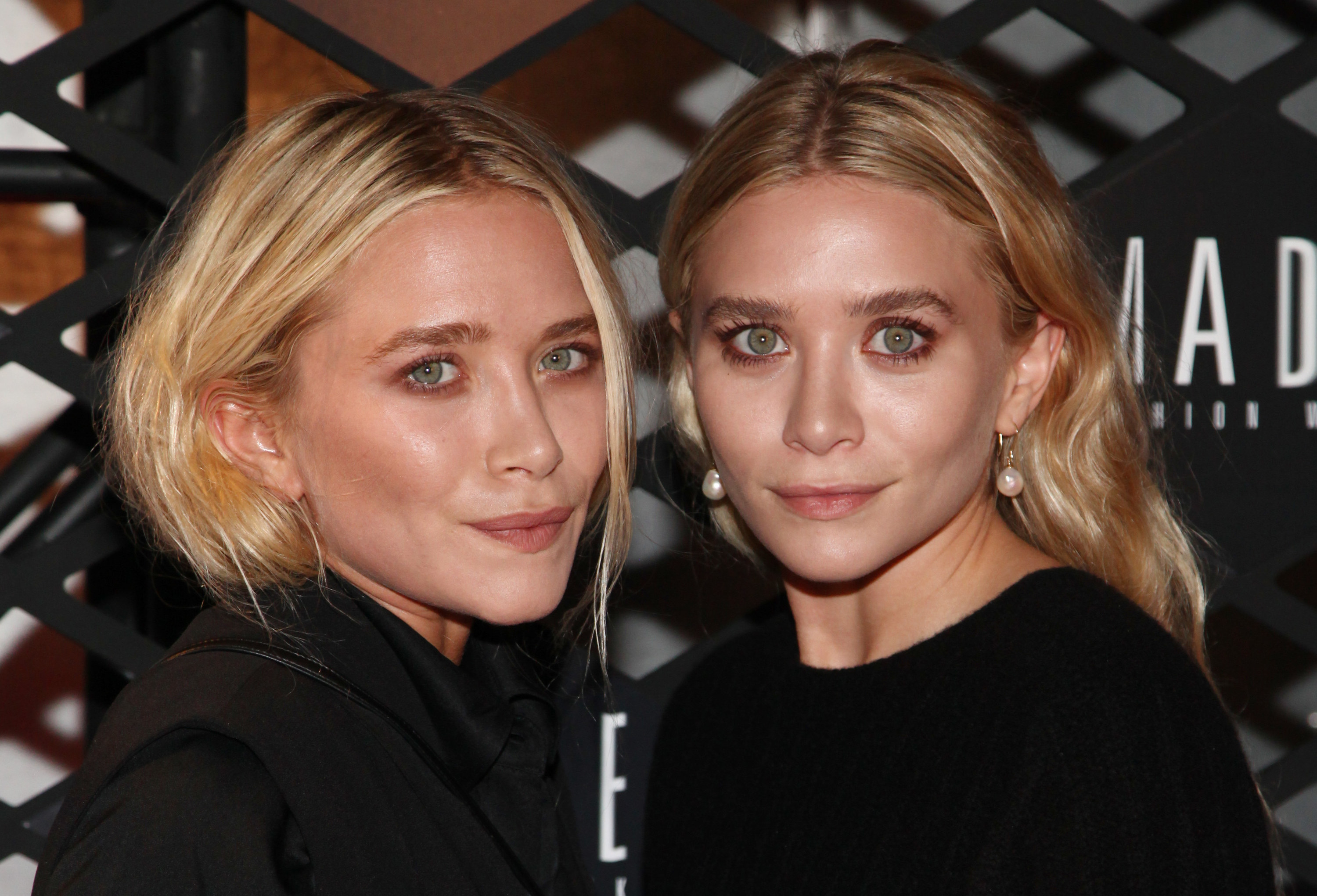 Mary-Kate and Ashley Olsen at a Lexus event in 2013