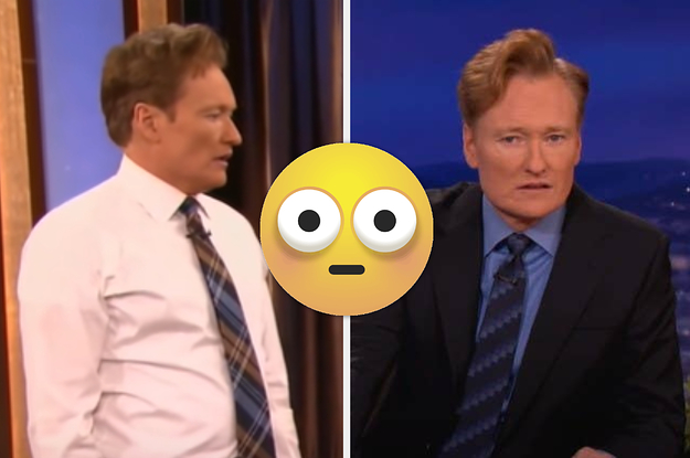 35 Hilarious Moments From Conan That Are Too Good To Ignore