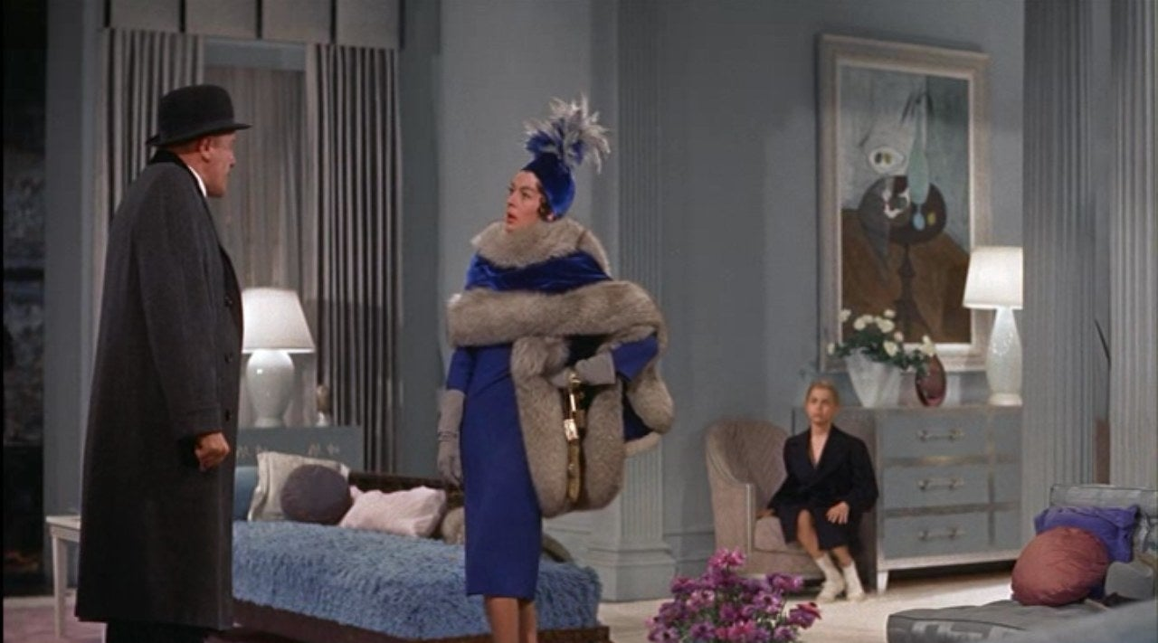 """Still from """"Auntie Mame"""""""
