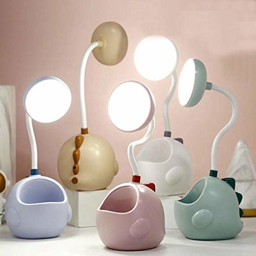 Anglerfish lamps in different colours