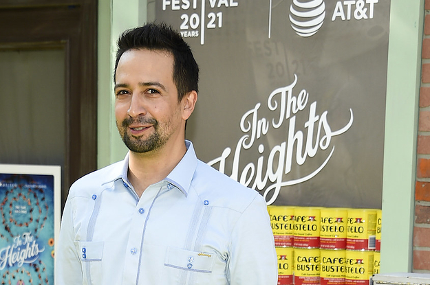 In The Heights Creator Lin-Manuel Miranda Apologized For A Lack Of Dark-Skinned Afro-Latino Actors In The Film