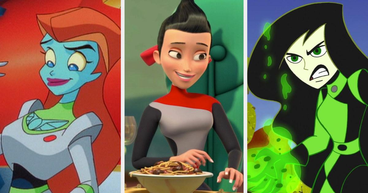 Mira, Franny, and Shego