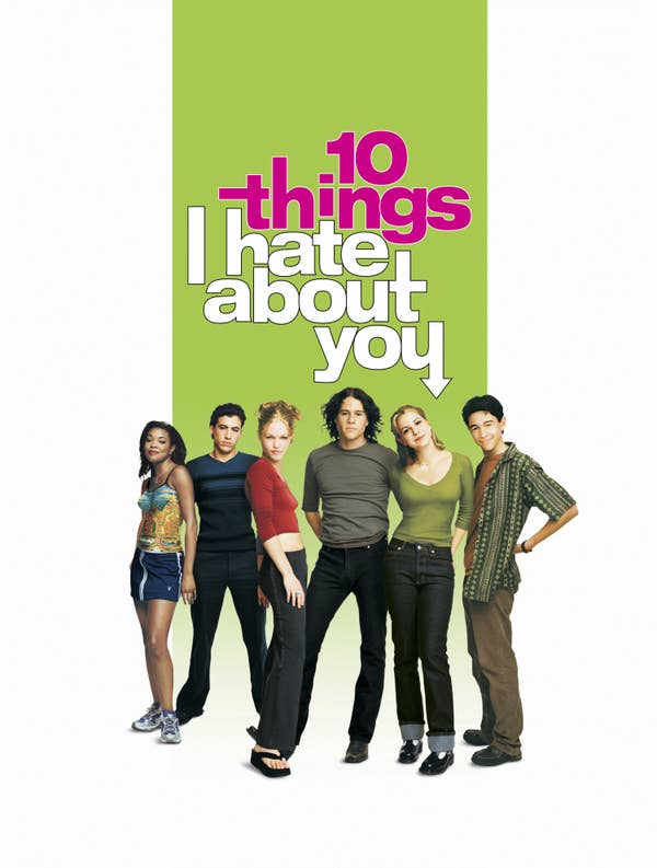1999 Hit: 10 Things I Hate About You