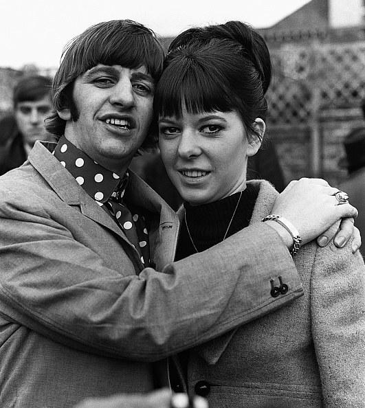 Beatles drummer and hairdresser