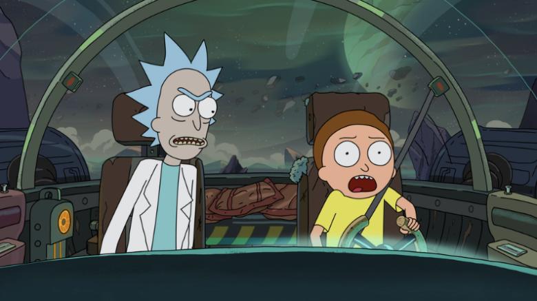 Rick on Morty