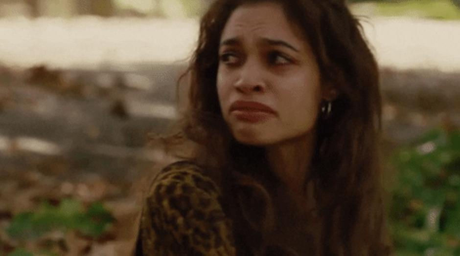 """Rosario Dawson in """"Rent"""""""