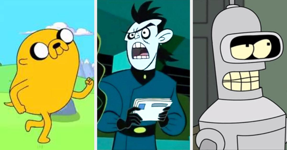 Jake, Drakken, and Bender