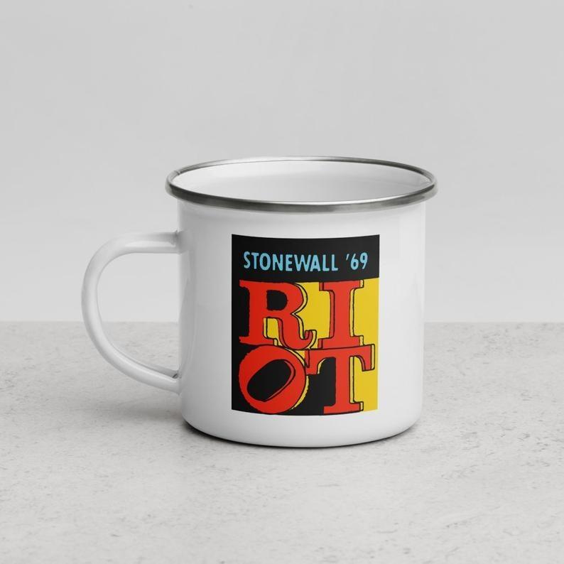 the stonewall '69 riot mug