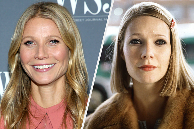 Gwyneth Paltrow Only Has One Movie Scene In Her Entire Career That She Doesn't Mind Watching