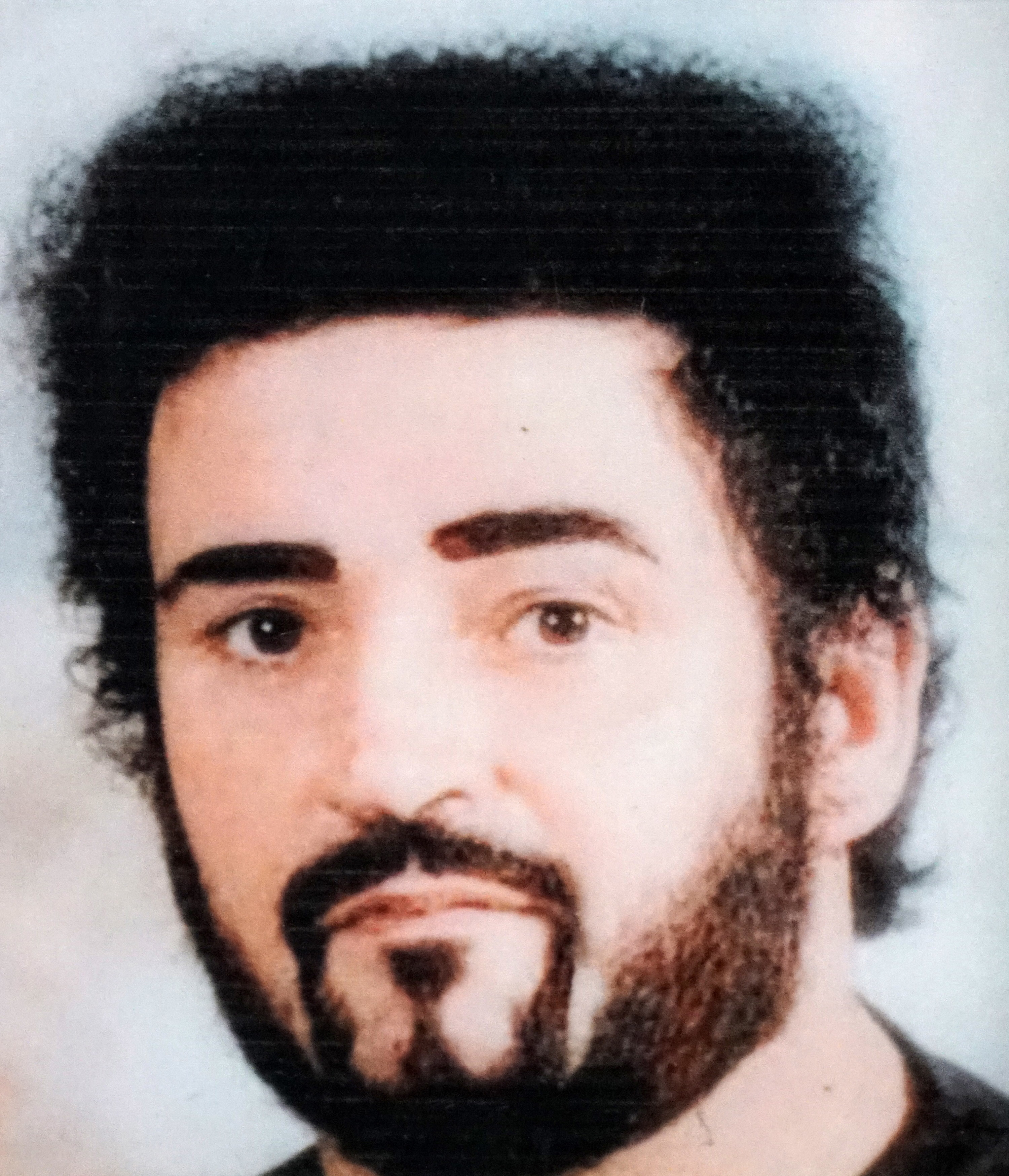 A photo of Peter Sutcliffe