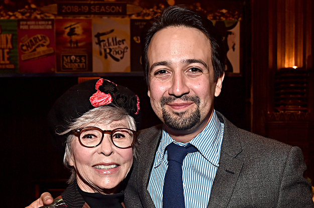 """Rita Moreno Defended Lin-Manuel Miranda Amid """"In The Heights"""" Colorism Criticism, And Wants People To Just """"Leave It Alone"""""""