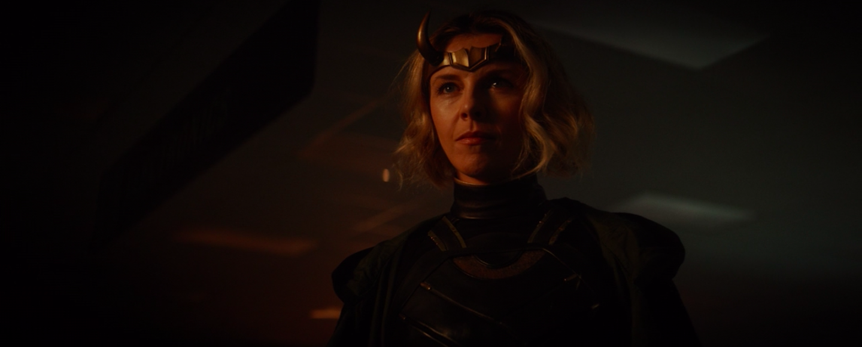 The blonde Cloak Loki