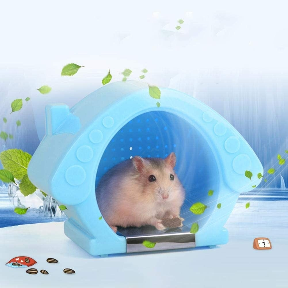 cooling hamster house