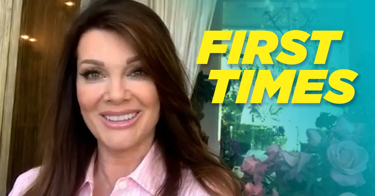 Lisa Vanderpump Revealed That The First Person To Recognize Her In Public Was Anderson Cooper