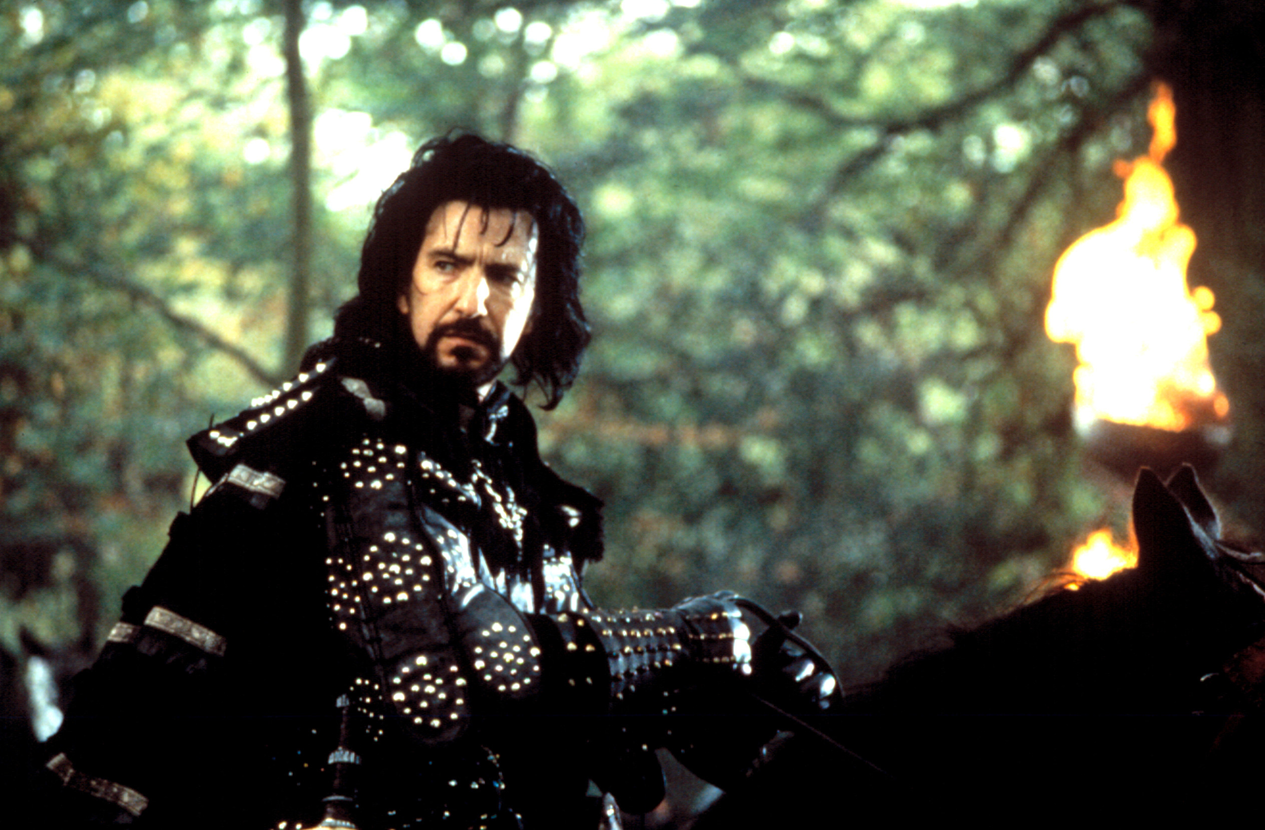 Alan Rickman as the Sheriff
