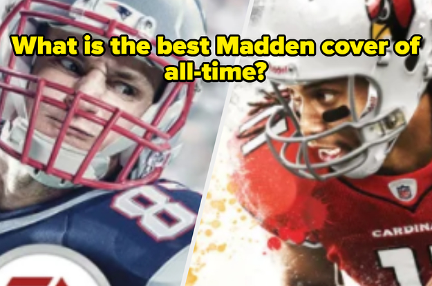 """Ranking All 22 """"Madden NFL"""" Video Game Athlete Covers"""