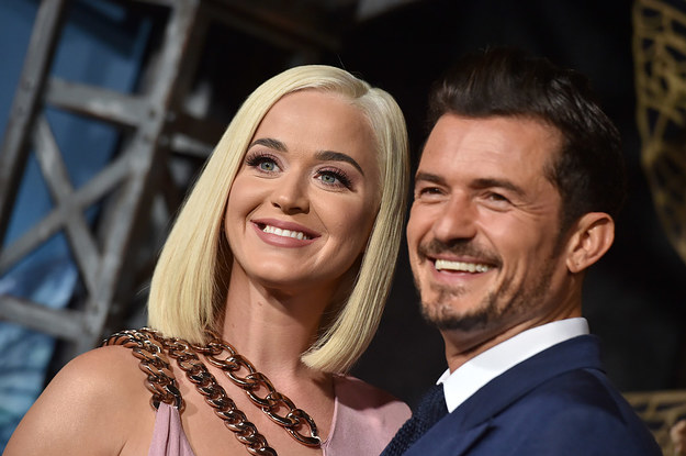 Katy Perry And Orlando Bloom Star In A Short Film Together For The First Time, And It Is Absolutely Couple Goals
