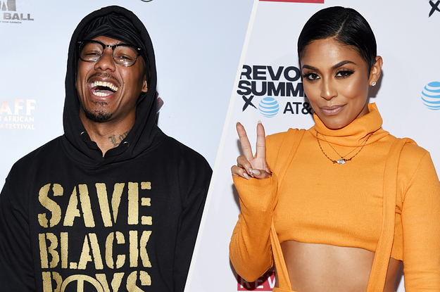 Nick Cannon And Abby De La Rosa Welcome Twin Boys, Zion And Zillion Cannon, And The Instagram Is So Cute