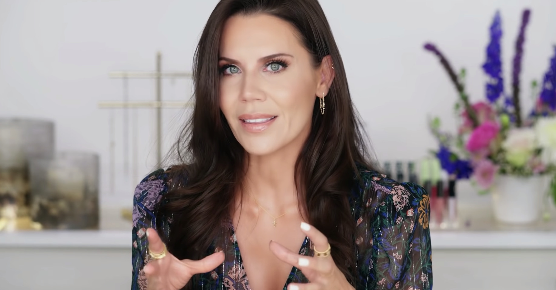 And Just Like That, Tati Westbrook Is Back On YouTube