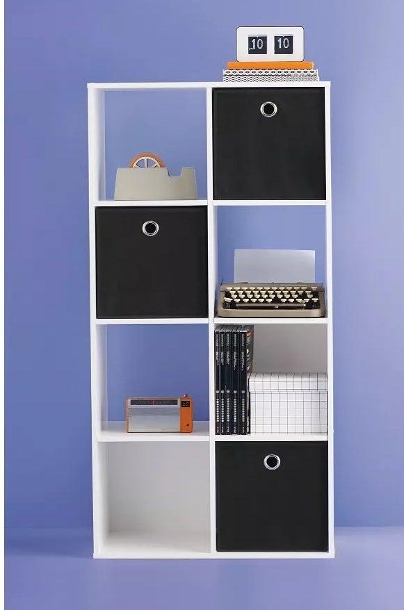 A cube organizer