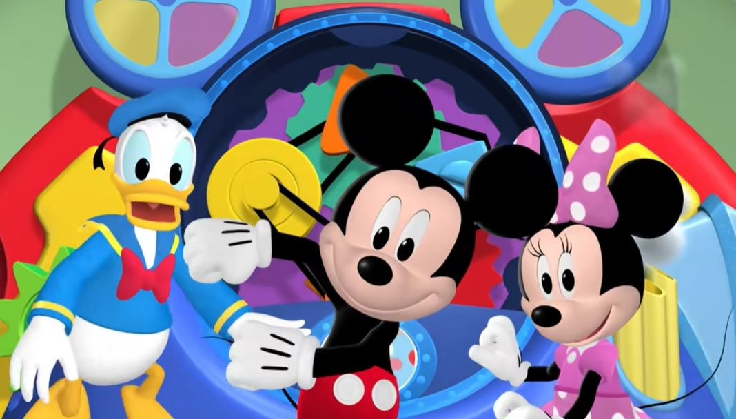 donald duck, mickey mouse, minnie mouse