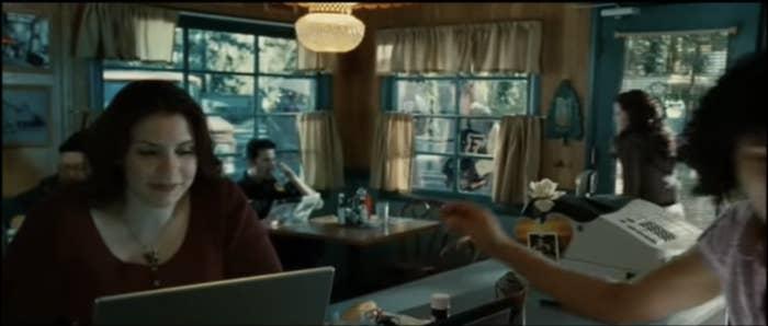 Stephanie Meyer in Twilight