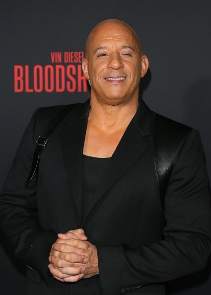 """actor who played Dominic Toretto in """"The Fast and the Furious"""""""