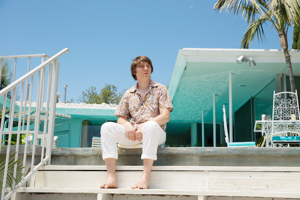 Paul Dano looking wistfully into the distance