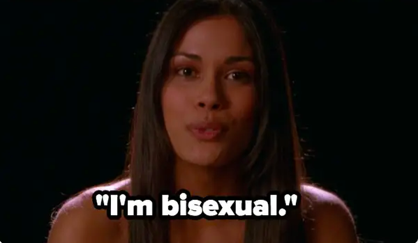 """Anna on the time capsule video: """"I'm bisexual"""""""