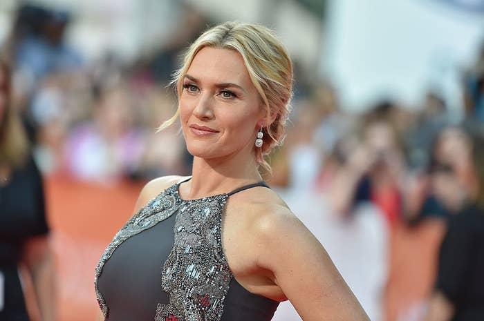 """Kate Winslet attends """"The Dressmaker"""" premiere"""