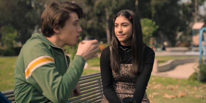 Felix and Pilar date