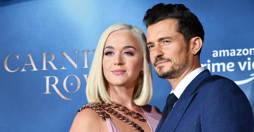 """Katy Perry Says Orlando Bloom Is """"The Giver Of My Greatest Gift"""" In The World's Cutest Father's Day Post – BuzzFeed"""