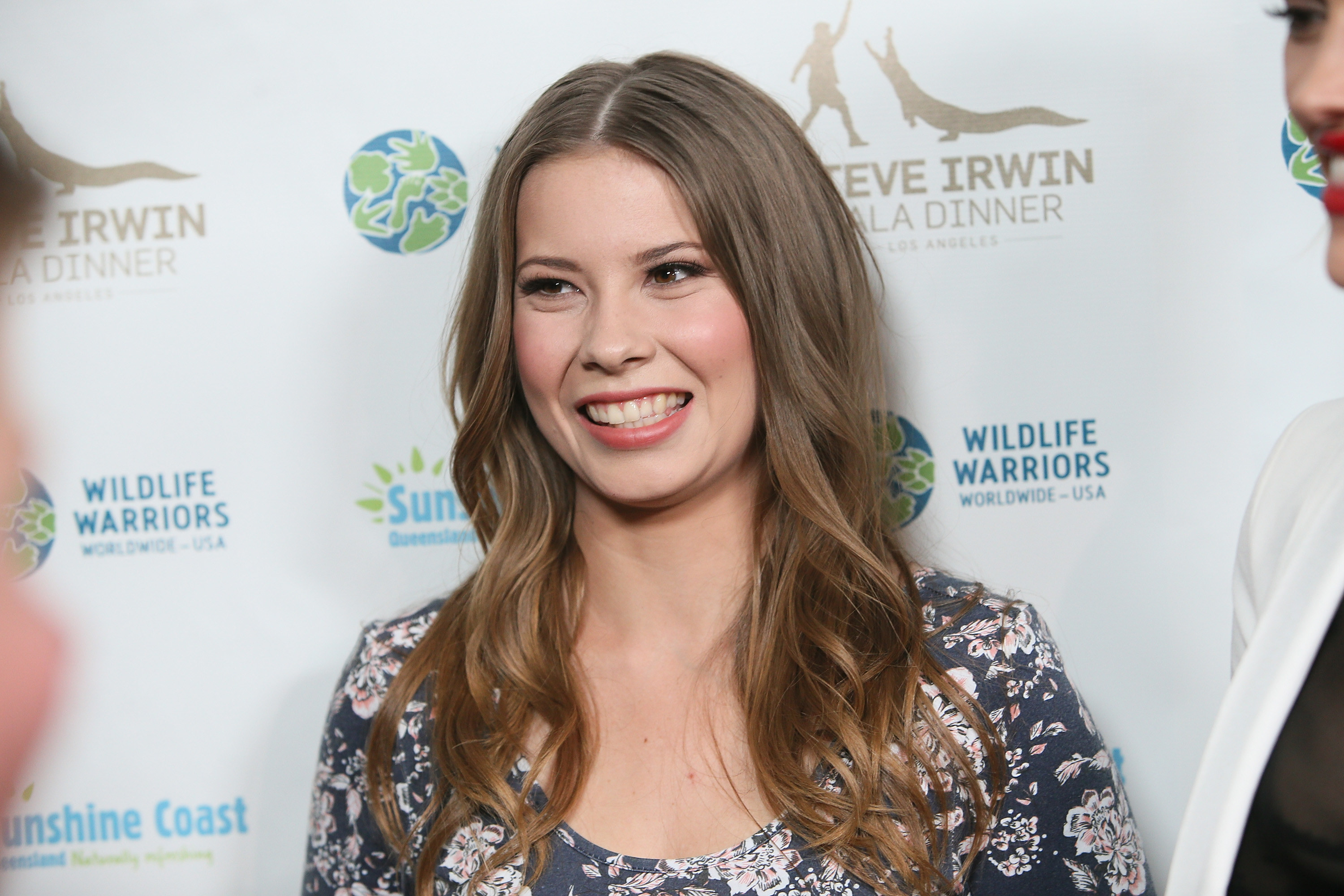 Actress Bindi Irwin attends the Steve Irwin Gala Dinner at the SLS Hotel at Beverly Hills on May 13, 2017 in Los Angeles, California