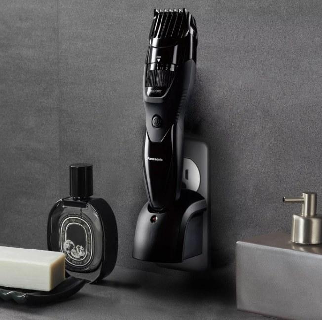 the electric razor