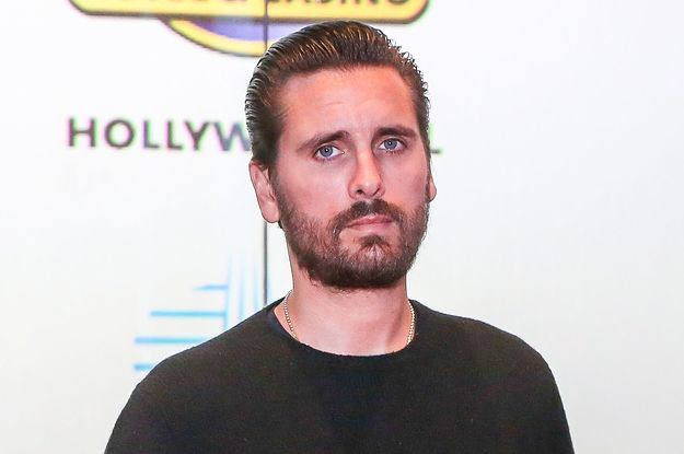 """Scott Disick Was Asked Why He Only Dates """"Much Younger"""" Women And His Response Was So Cringe"""
