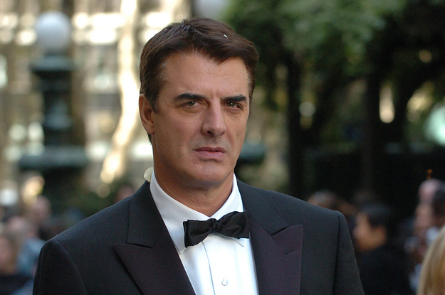 """Chris Noth Wasn't Immediately Sold On Reprising His Role As Mr. Big In The """"Sex And The City"""" Reboot"""