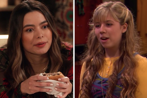 """Here's How """"iCarly"""" Addressed Sam's Absence"""