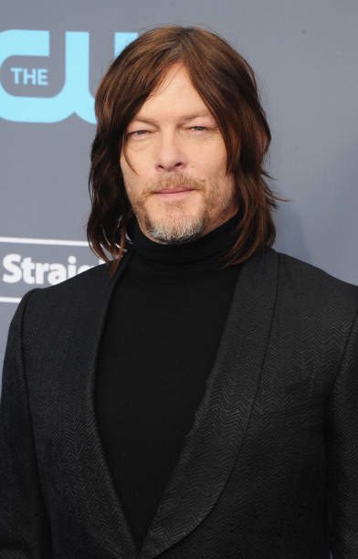 """actor who played Daryl Dixon on """"The Walking Dead"""""""