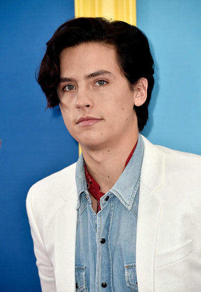 """actor who played Jughead Jones on """"Riverdale"""""""