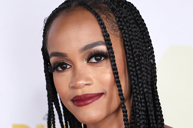 """Rachel Lindsay Is Leaving The """"Toxic"""" Universe Of """"The Bachelor,"""" And I Am So Happy For Her"""