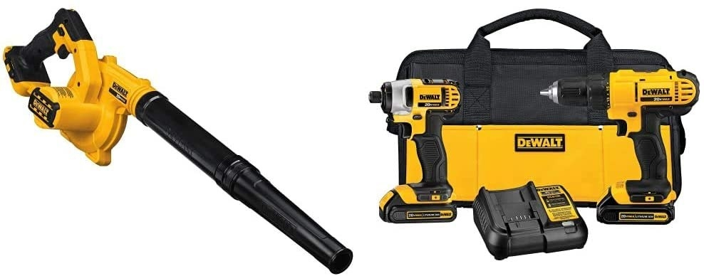 blower and drill drivers
