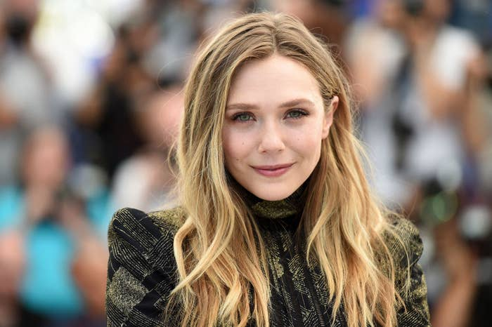 """Elizabeth Olsen attends the """"Wind River"""" photocall"""