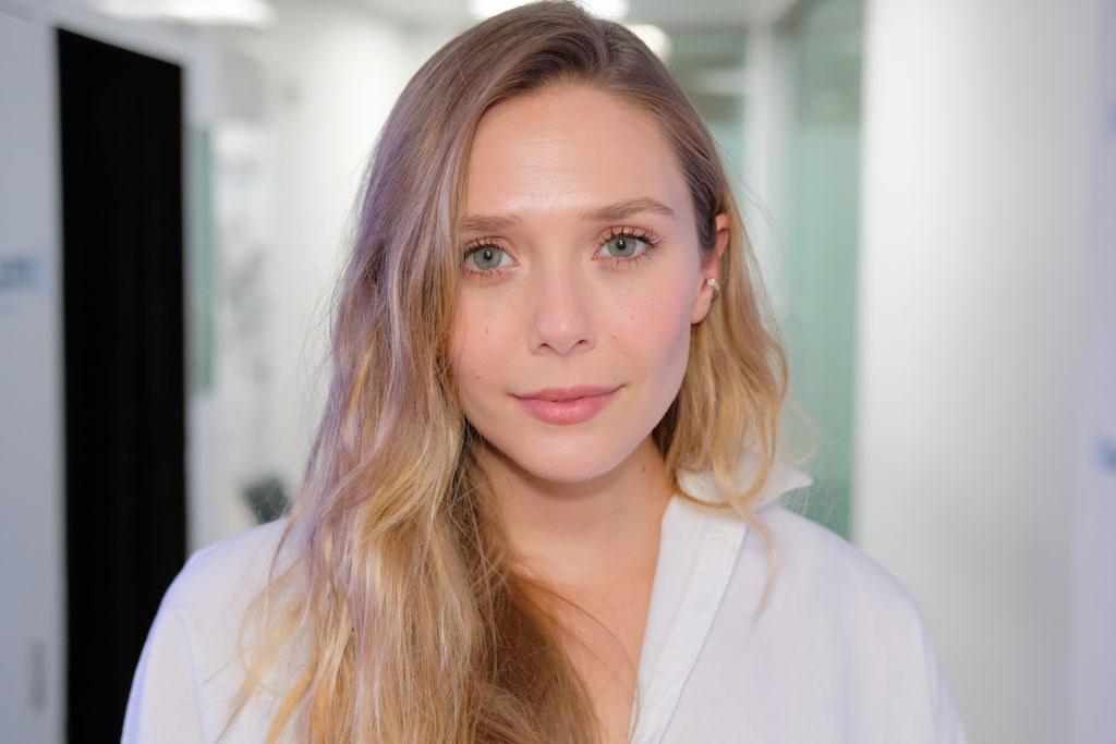 Elizabeth Olsen visits SiriusXM Studios