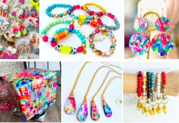Audra Style - Earrings, Bracelets, Necklaces & Accessories
