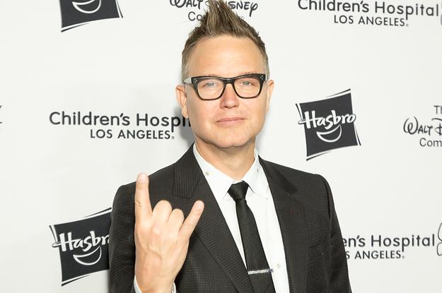Blink-182's Mark Hoppus Revealed He's Battling Cancer In A Heartbreaking Instagram Post