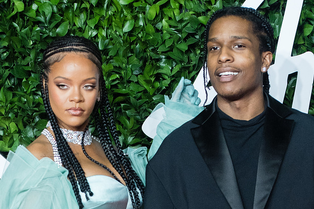 Rihanna And A$AP Rocky Packed On The PDA During A Date In NYC, And You Just Have To See The Pictures