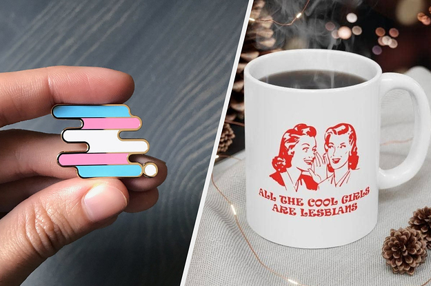 21 Cute Pins, Patches, Mugs, And Stickers From Queer-Owned Businesses That You Need ASAP