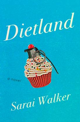 """Dietland"" book cover"